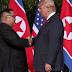 Donald Trump Soal Kim Jong Un : Senang Melihat Dia Kembali