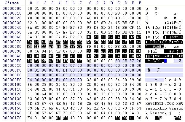 PhishTotal Blog: Visual Basic 6 0 RE Notepad