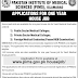Pakistan Institute of Medical Science (PIMS) Islamabad Jobs