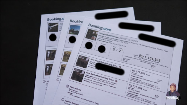 Booking Hostel di Jepang