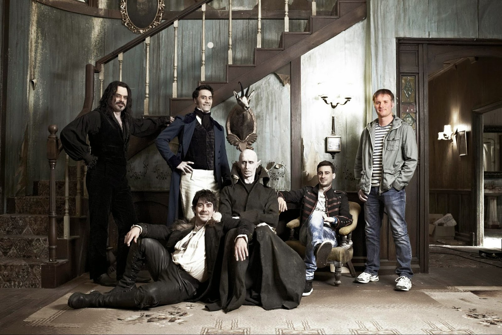 4 Zimmer Küche Sarg Trailer What We Do In The Shadows Film Kino Trailer