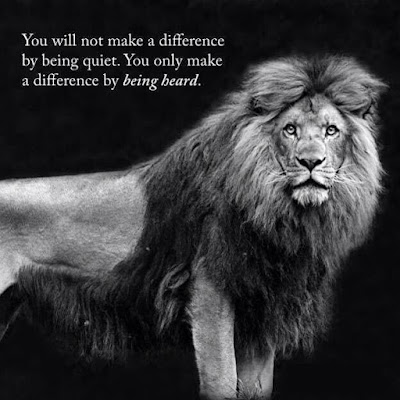 Silent Lion Quotes