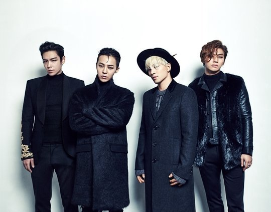 Big Bang YG ile üçüncü defa kontrat yeniledi