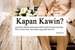 Kesal di Pernikahan Teman