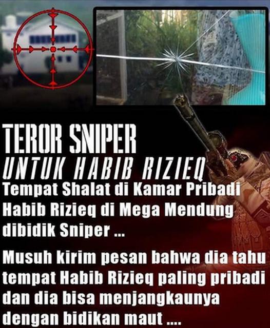 Habib Rizieq Diincar Sniper, Amien Rais Ungkap Rezim Jokowi Lebih Parah dari Orba