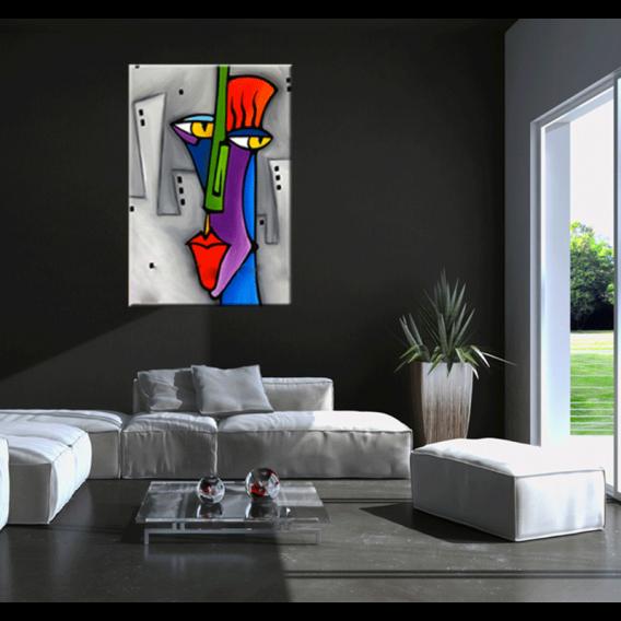 Artwall and co vente tableau design d coration maison for Decoration murale scrabble