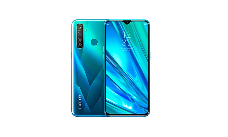 Realme 5 Pro (8GB/128GB) Drops Price to only Php12,990!