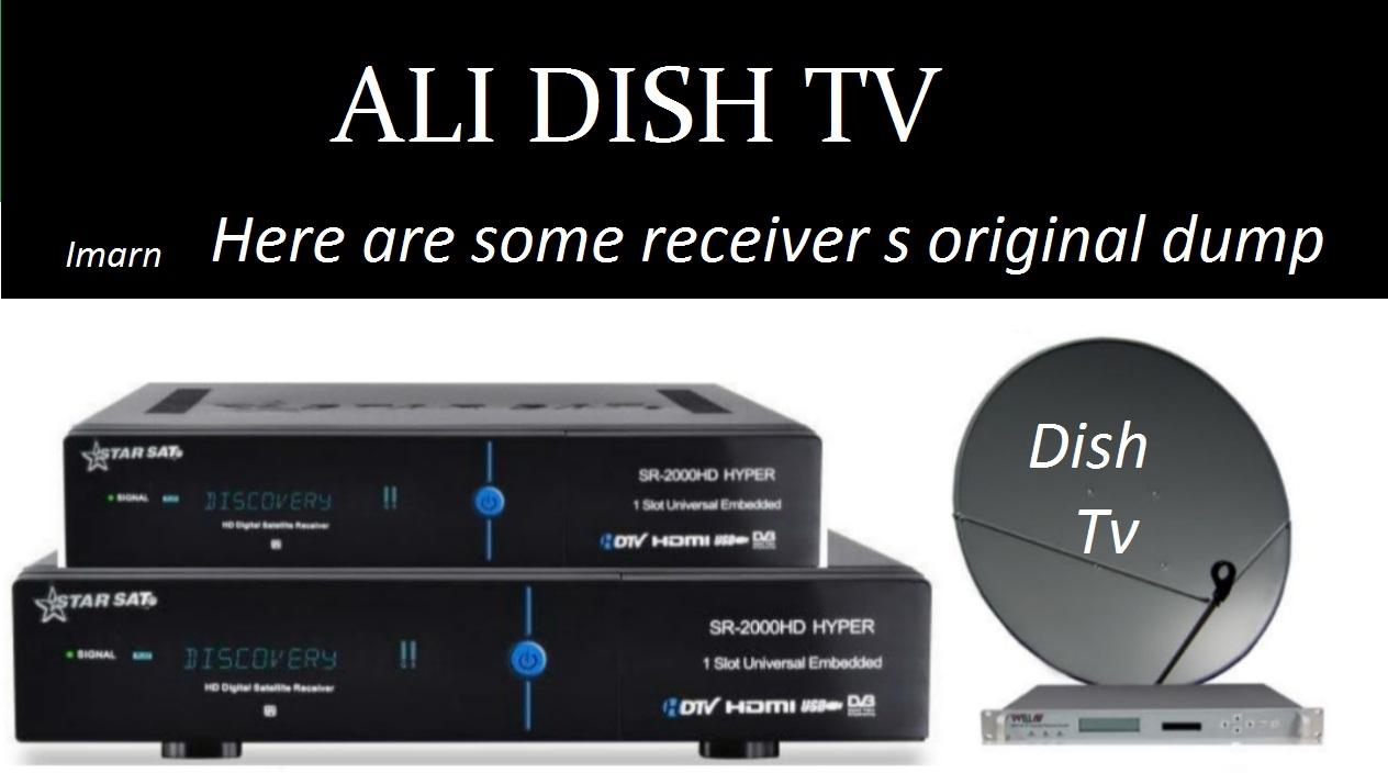DUMP FILE - Ali Dish Tv