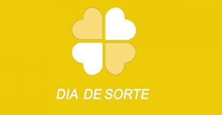 """""""Dia de Sorte"""" 134: prêmio de R$ 350 mil no sábado, 06/04"""