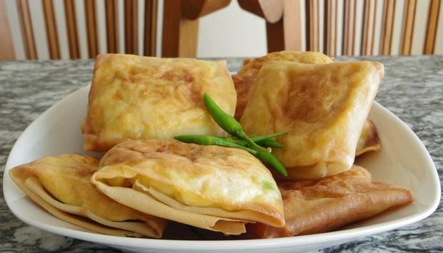 Resep Martabak Telur Mini Sederhana, Cara Membuat Martabak Telur Mini Sederhana