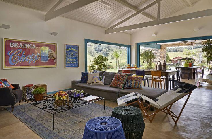 Casa de s tio maravilhosa jeito de casa blog de for Paginas para decorar casas