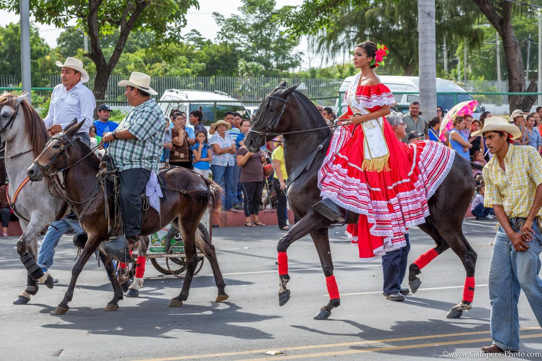 fiestas in nicaragua