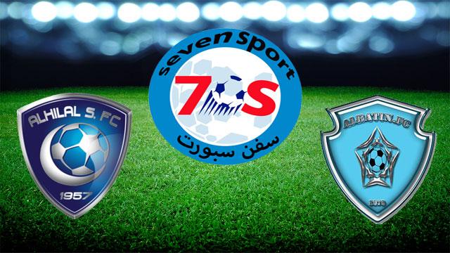 موعدنا مع مباراة الهلال والباطن  بتاريخ  8-2-2019 الدوري السعودي  للمحترفين