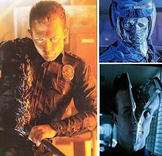 Robert Patrick T-1000 liquid metal mimetic polyalloy Terminator 2 Judgment Day