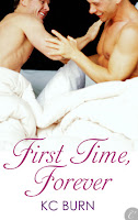 Review: First Time, Forever by KC Burn
