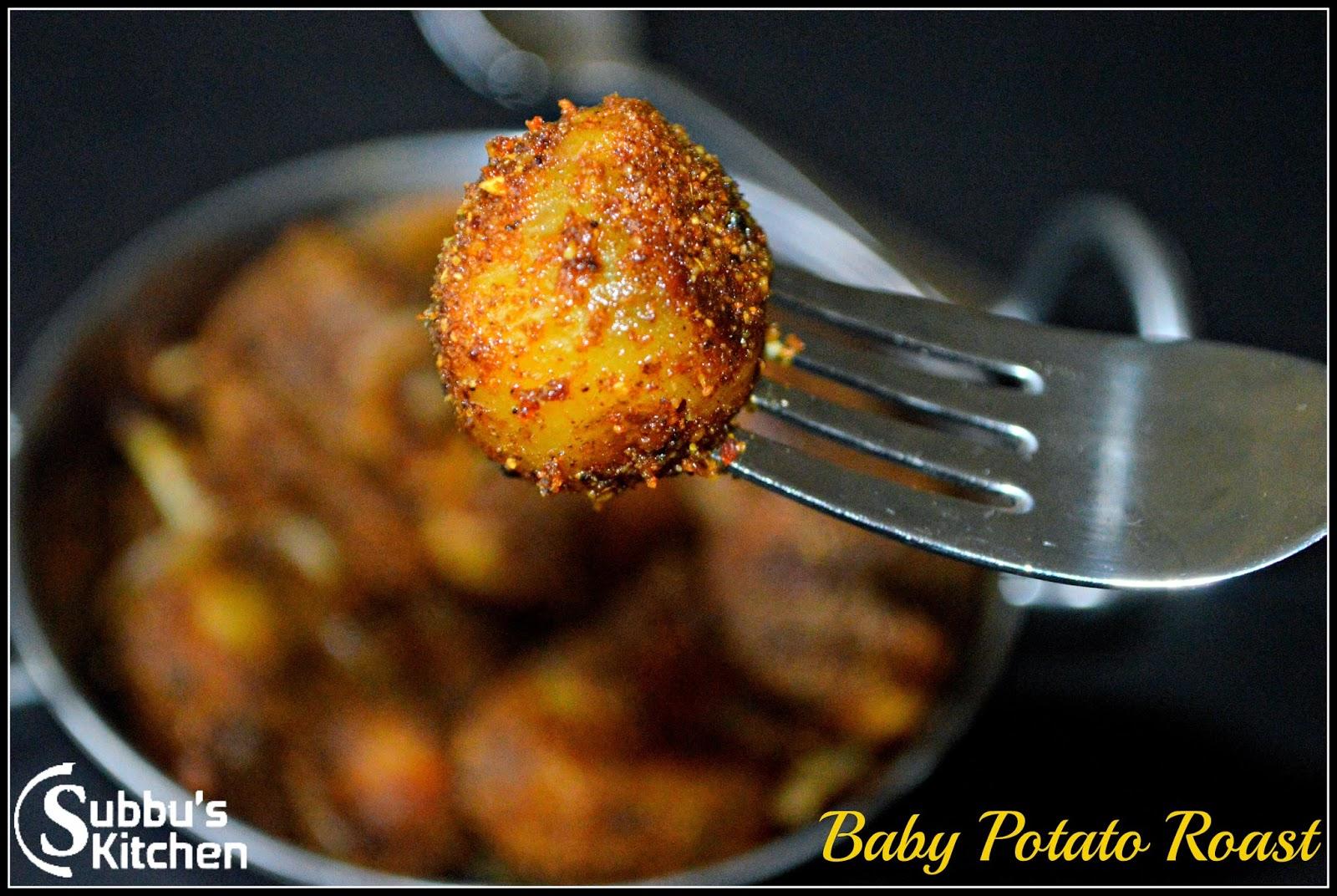 Baby Potato Roast