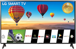 LG 80 cm (32 Inches) HD Ready Smart LED