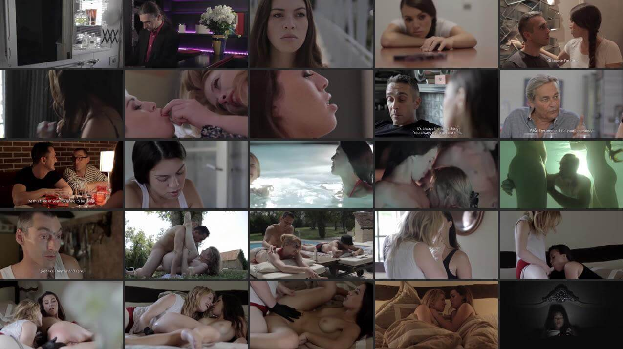Download [18+] Le Baiser: The Kiss (2015) French 480p 293mb || 720p 588mb