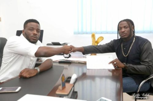 King Patrick Seems To Have Lost The Case Against Davido & Peruzzi || Read Why