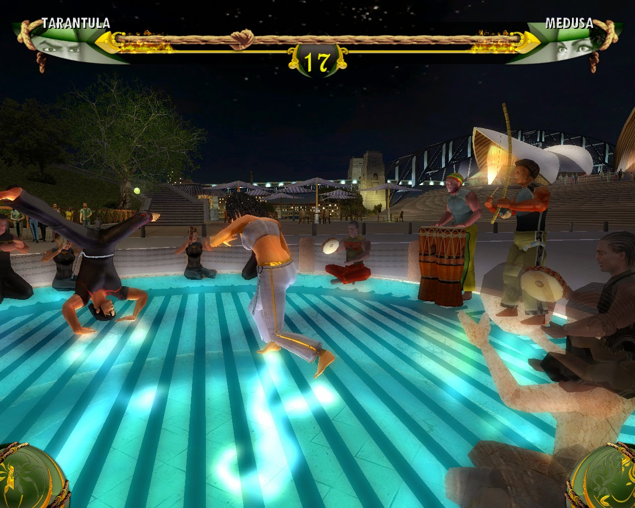 Martial Arts Capoeira - Download Game PC Iso New Free