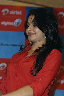 andrea jeremiah Pictures at airtel dth launch6
