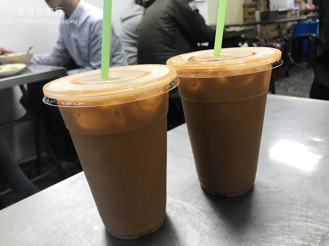 老麵攤-泰式奶茶