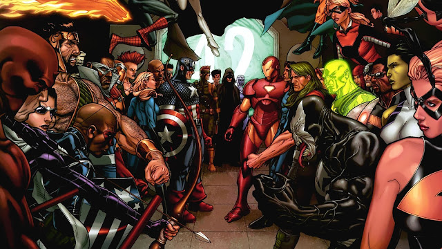 Marvel's Civil War Reading Order Guide