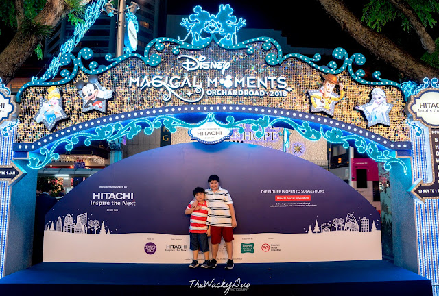 Disney Magical Moments @ Orchard Road
