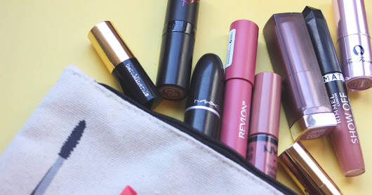 My Go-To Lipstick Shades | Little City Adventures