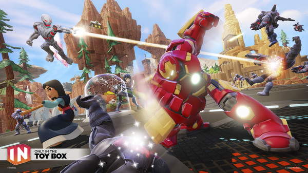 2016 Disney Infinity Gold Edition