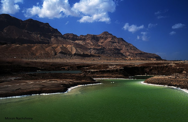 The Dead Sea, Israel & Jordan