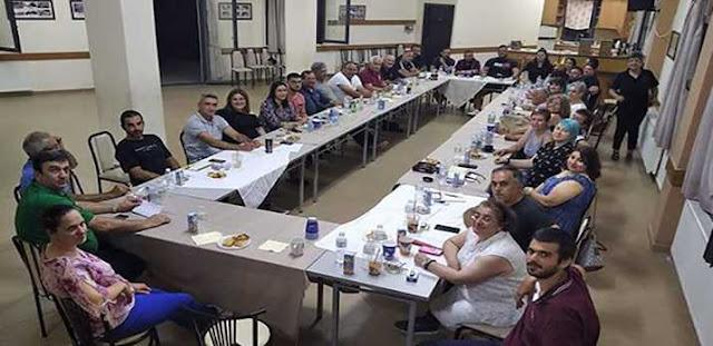 Τα προβλήματα των Ποντιακών συλλόγων Ν. Πέλλας τέθηκαν επί τάπητος σε συνάντηση τους