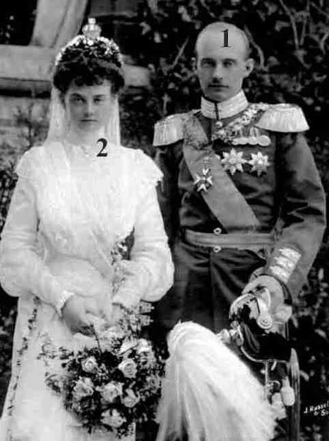 Mariage Mecklenburg-Hanovre