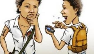 Ilustrasi Generasi Muda