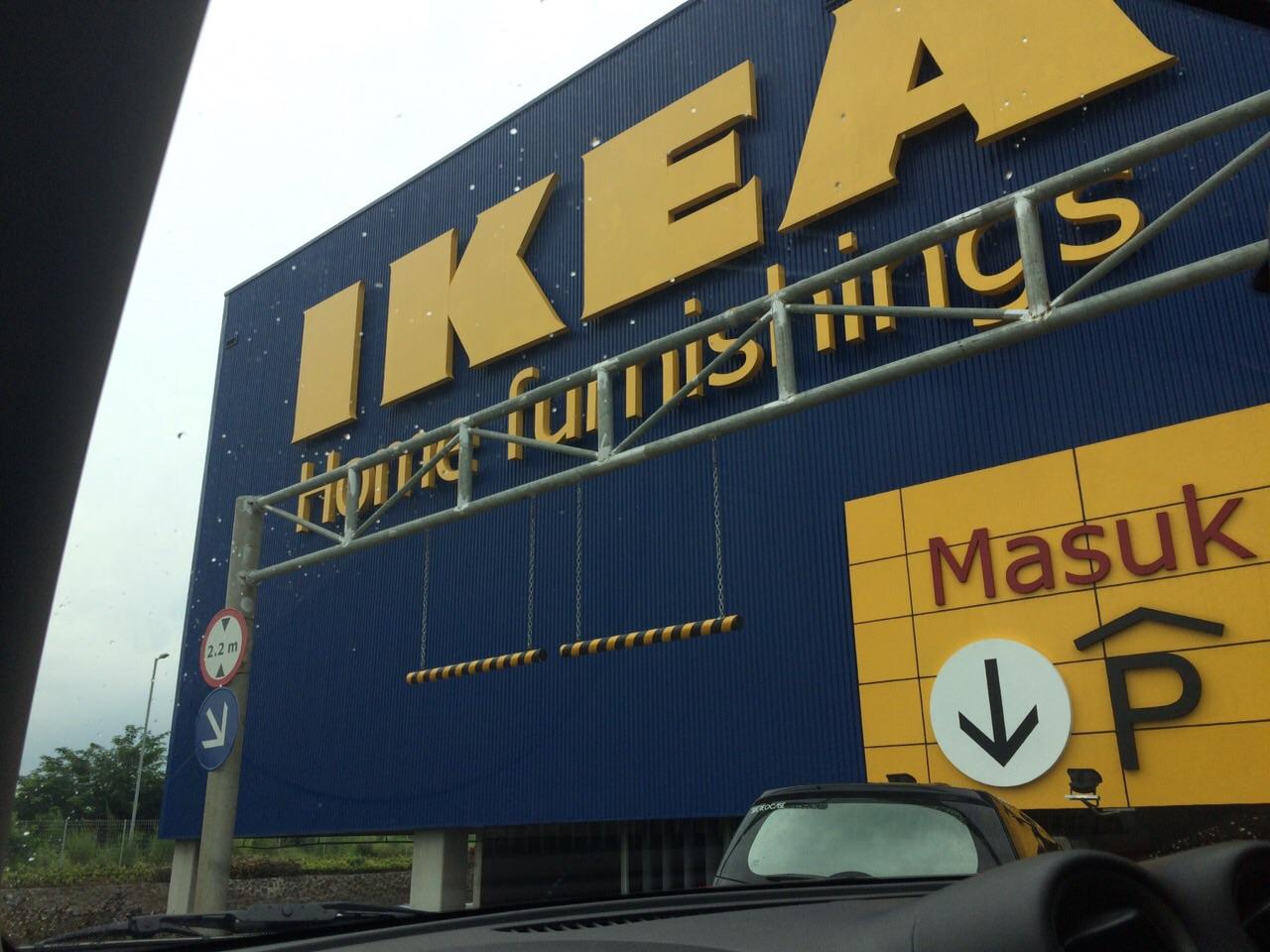 IKEA ALAM SUTRA