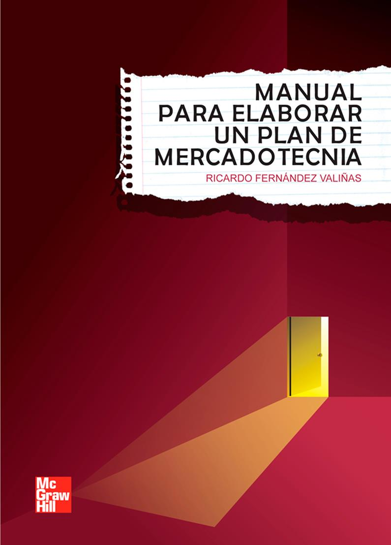 Manual para elaborar un plan de mercadotecnia – Ricardo Fernández Valiñas