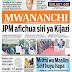 Magazeti Ya Tanzania Leo Jumamosi February 20, 2021