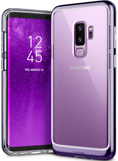 Caseology Transparent Galaxy S9 Plus Case