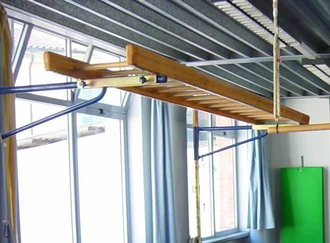 De arte gymnastica la scala orizzontale for Come costruire una palestra nella giungla