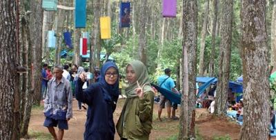 Hutan pinus pangonan