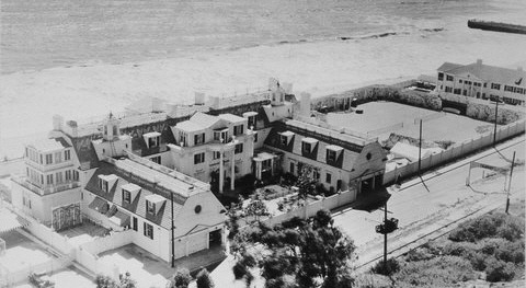 By The Sea A Visit To The Marion Davies Guesthouse La