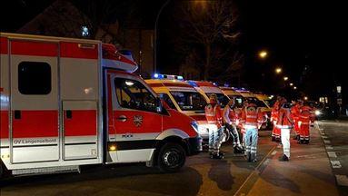 ألمانيا..مصرع 9اشخاص إثر هجوم إرهابي عنصري ضد الأجانب.