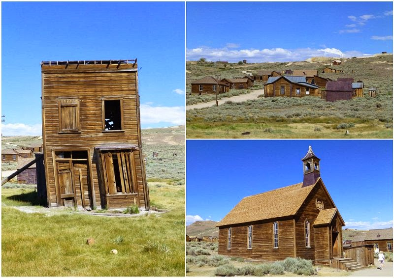 ghost town Bodie