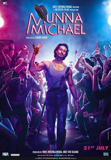 Munna Michael 2017 Hindi Movie 200Mb hevc HDRip