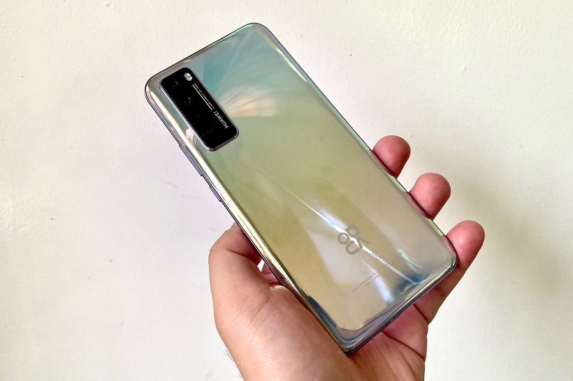 Huawei Nova 7 5G Review - Design