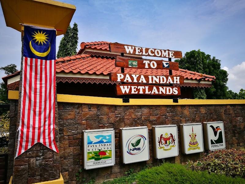 Paya Indah Wetlands Dengkil Kuala Langat