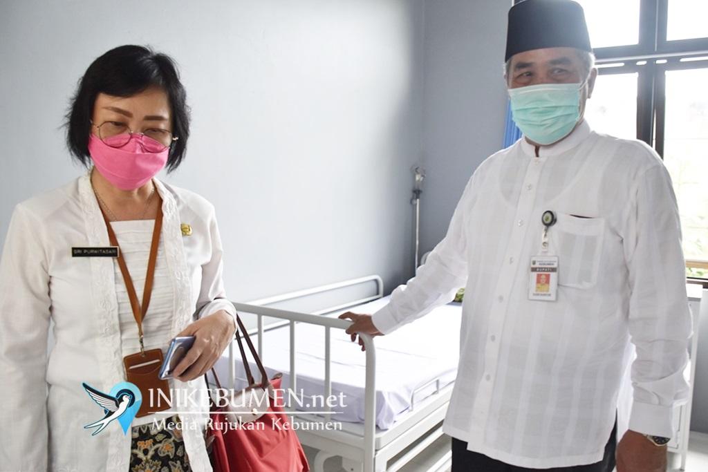 Resmi Beroperasi, RS Darurat Covid-19 Kebumen Siap Menerima Pasien