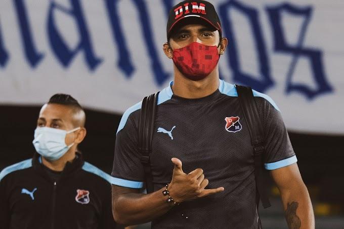 Con lo mejor de su nómina: Listos convocados de Independiente Medellín en su visita al Deportivo Cali, por los 'octavos' de la Copa BetPlay 2021