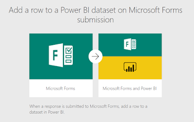 A Form, a Flow and a Power BI Streaming Dataset Walk Into a Bar - Part 2