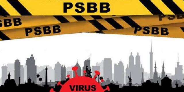 Mayoritas Publik Menghendaki PSBB Dihentikan